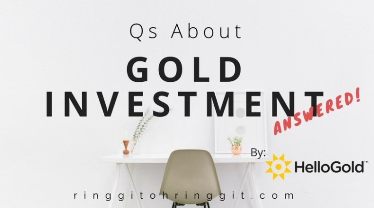 [SPONSORED] 5 Common Questions About Gold Investment, Answered