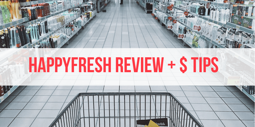 happyfresh review