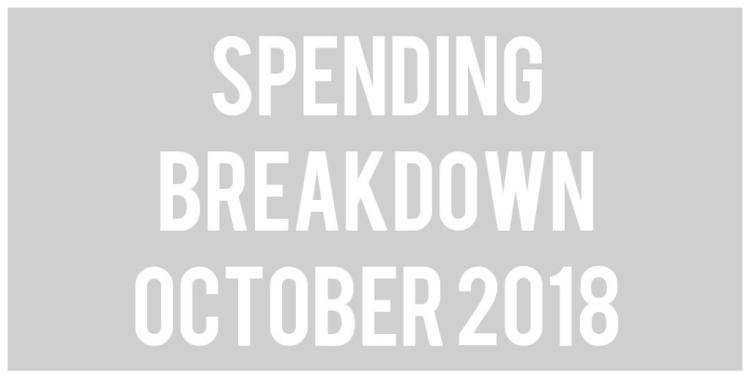 budget update october 2018