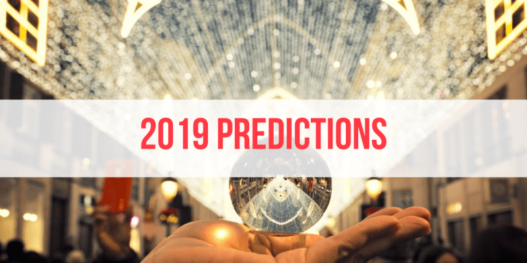 7 Financial Predictions I'm Making for 2019