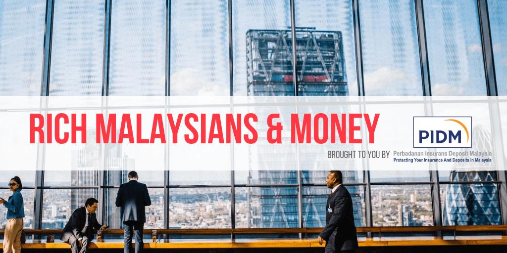 rich malaysians