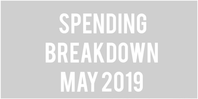 Budget Update: May 2019