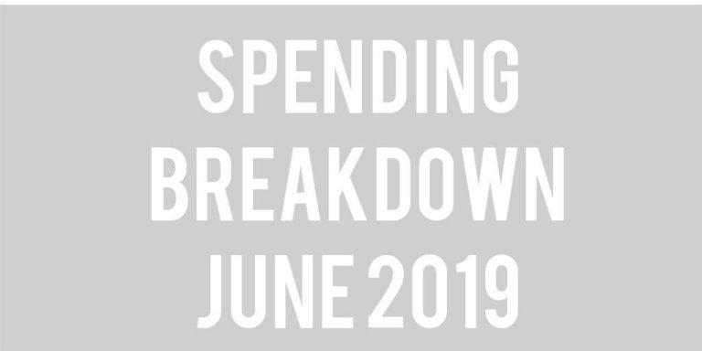 Budget Update: June 2019