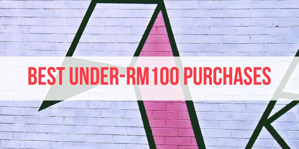 under rm100 purchase