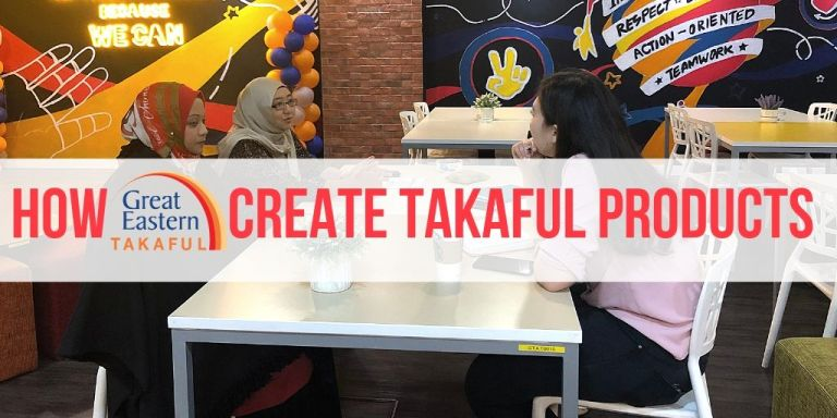 [SPONSORED] Revealed: How Takaful Products Get Created (from the Team that Made i-Great Aman)