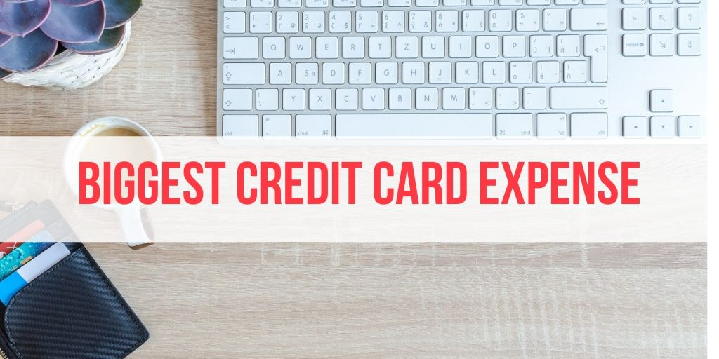 credit card expense