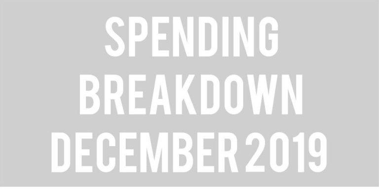 Budget Update: December 2019