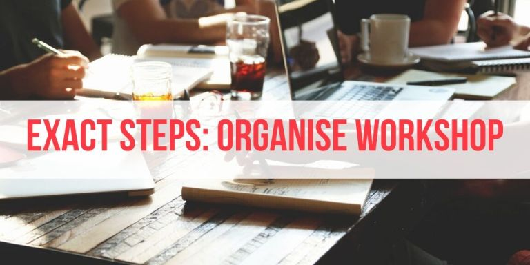 The Exact Steps I Use to Organise a Money Management Workshop in Malaysia