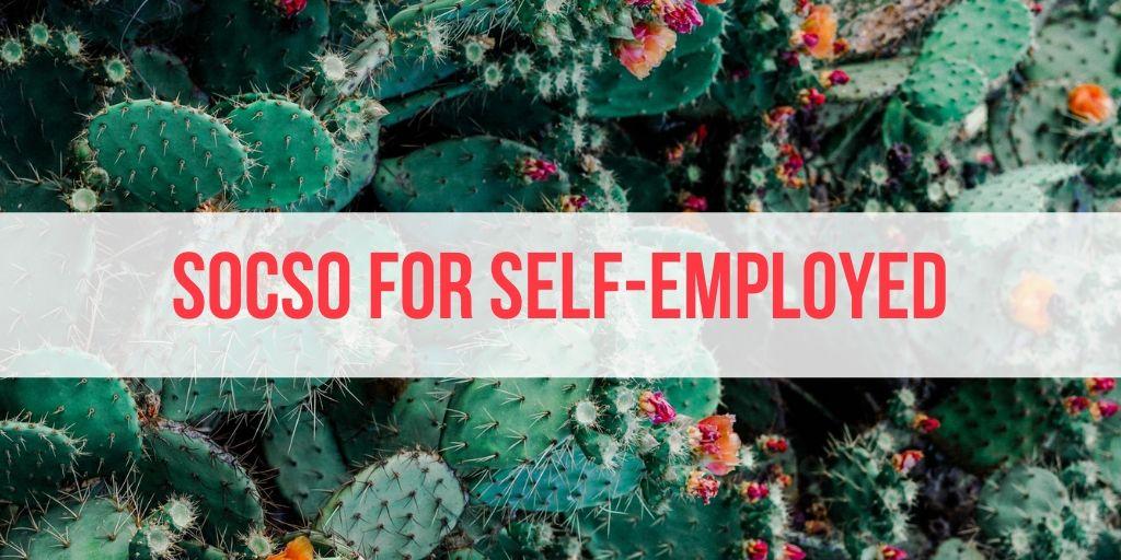 PERKESO Self-Employment Social Security Scheme a