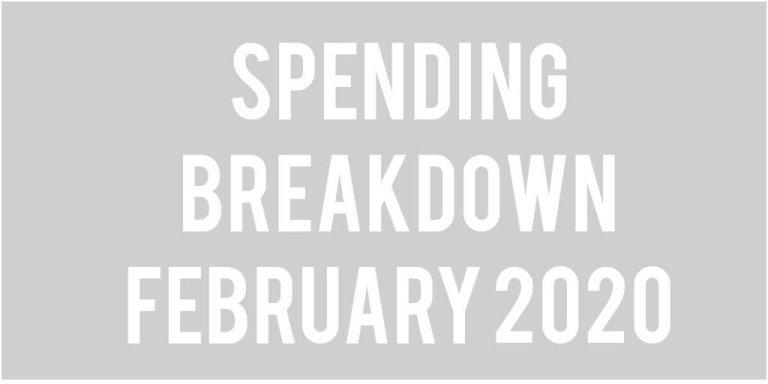 Budget Update: February 2020