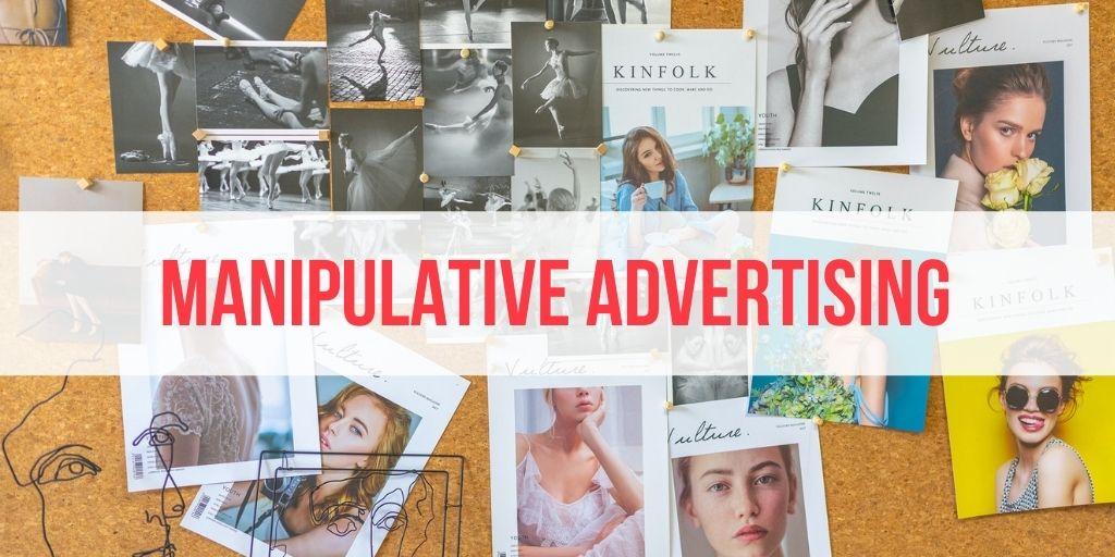 manipulative advertising