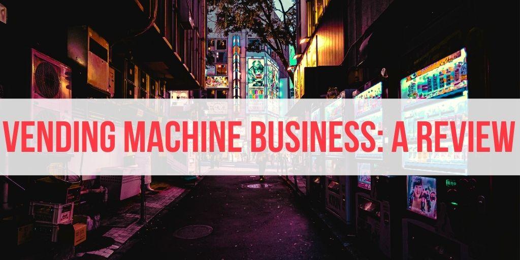 vending machine business in malaysia
