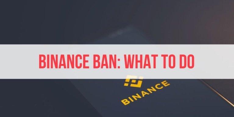 Binance Ban in Malaysia: 4 Options You Can Take