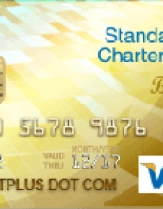 Standard chartered business visa gold also higher credit limit rh ringgitplus