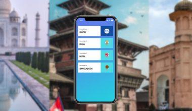 bigpay remittance service india nepal bangladesh