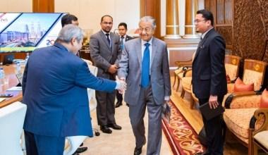 Tun Dr Mahathir Economic Stimulus Package
