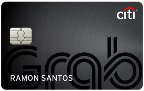 citi grab co-brand credit card