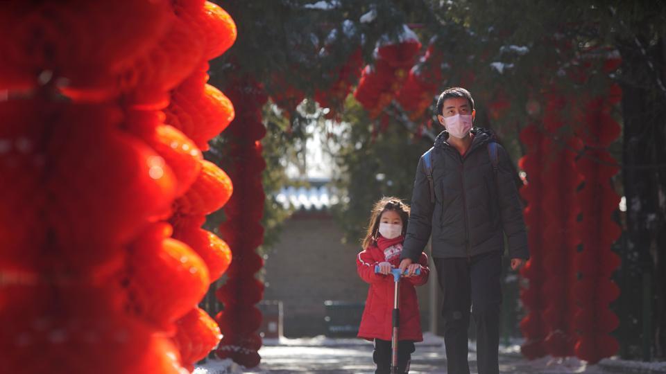 father daughter coronavirus