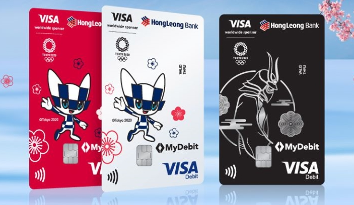 Hong Leong Olympic Debit Cards