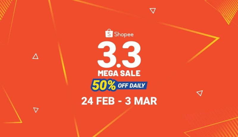 Shopee 3.3