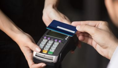 credit card terminal contactless