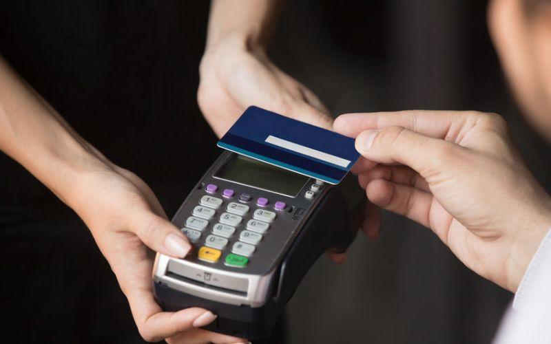 credit card terminal contactless