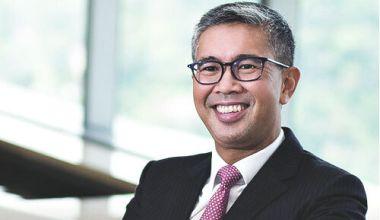 tengku dato' sri zafrul finance minister