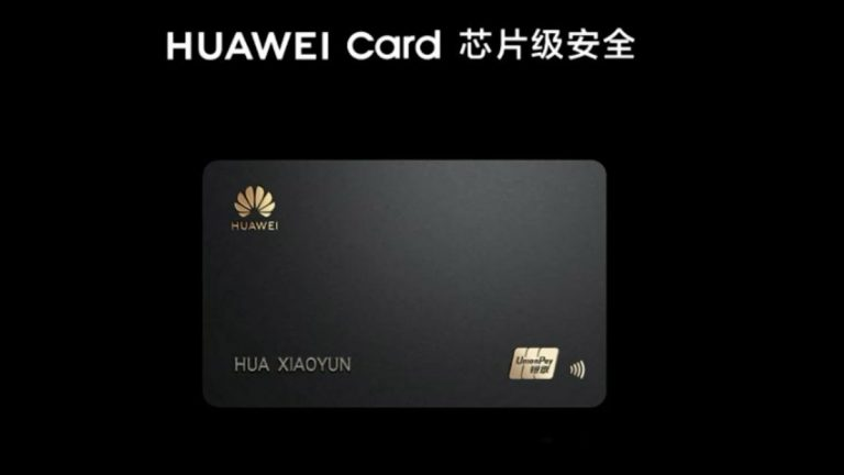 huawei card 1