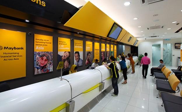 maybank bank counters