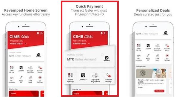 cimb clicks mobile app upgraded 1