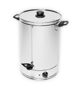 30 litre Crown Heavy Duty SAFETY Hot Water Urn