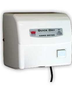 Push Button Commercial Hand Dryer