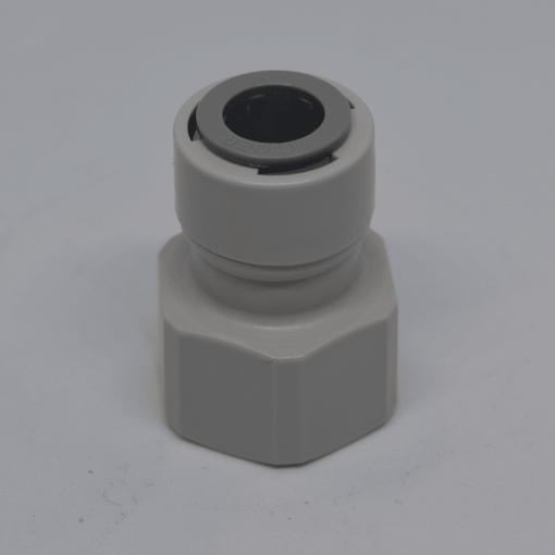 """tap Adapter 3/8"""" tube x 7/16"""" NPT Female"""