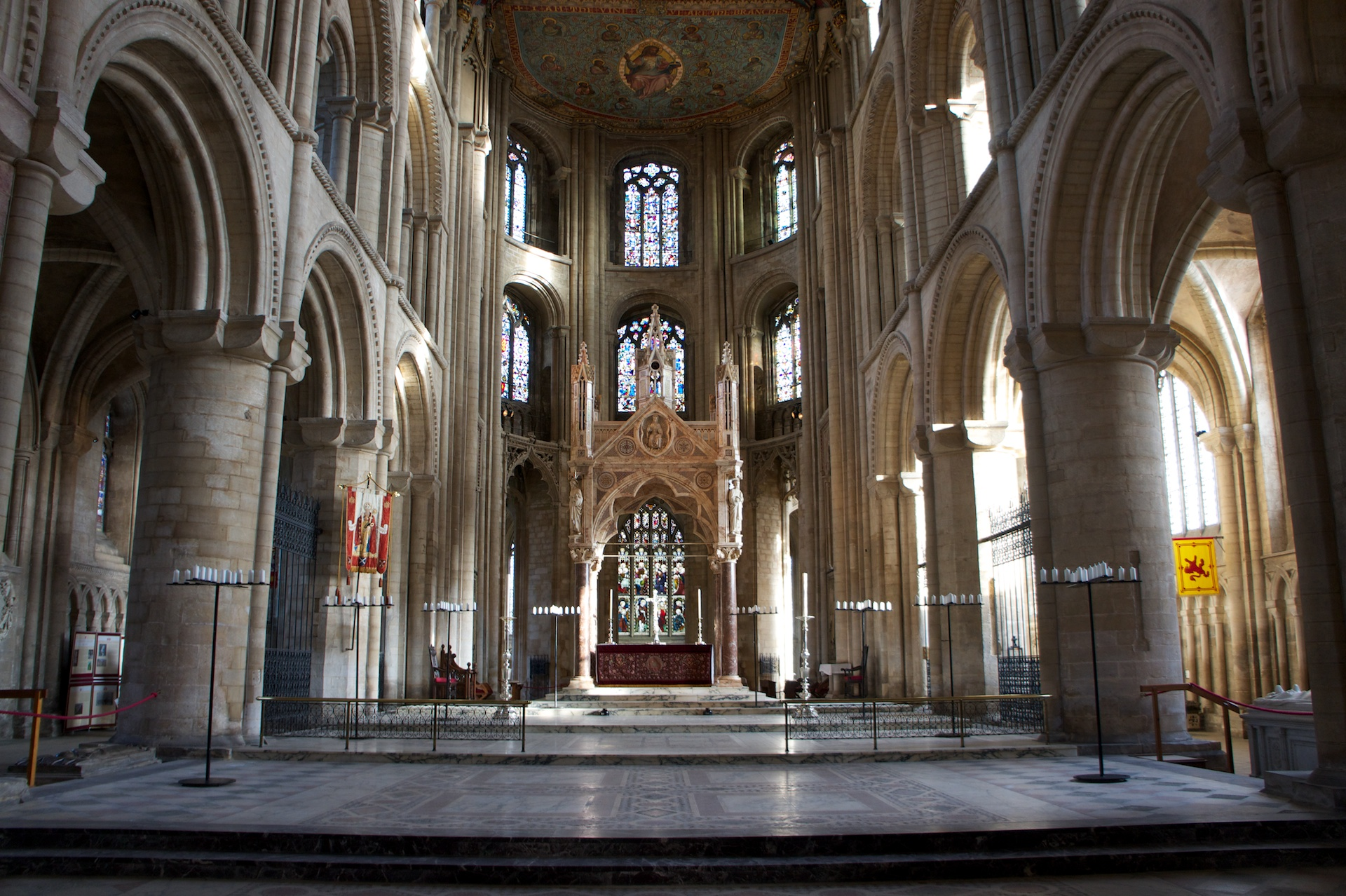 The East Of Englands PETERBOROUGH Cathedral Will Ring For