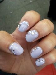 ringlets with polish