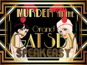 Grand Gatsby Speakeasy