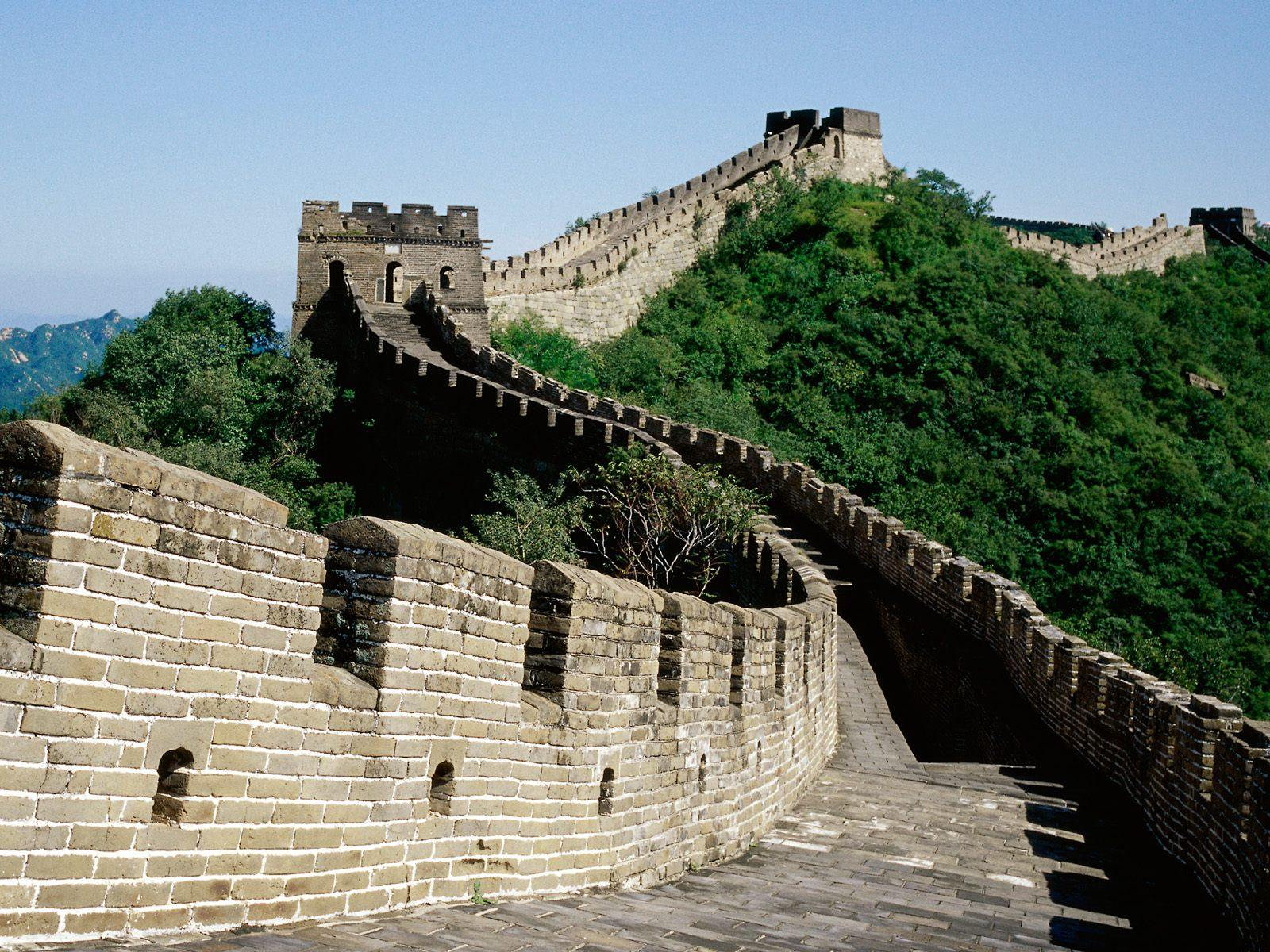 The Great Wall Of China Doesn T Exist History Of International Relations