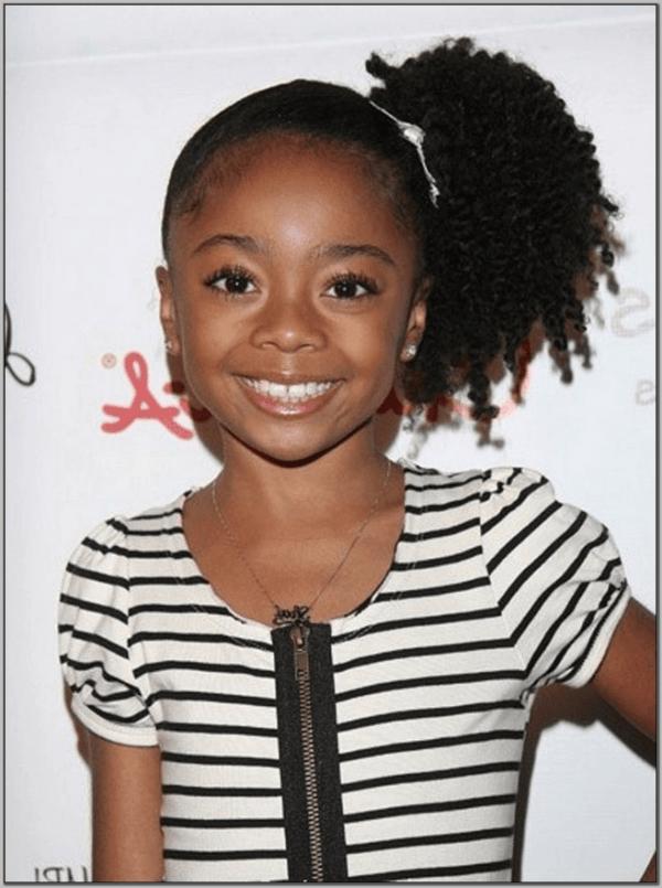 30 Easy Cute Ponytail Hairstyles Black Girls Hairstyles Ideas