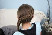 sweet and easy braided hairstyles