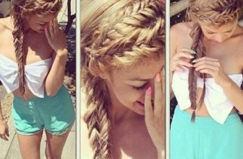 Sweet and Easy Braided Hairstyles for Girls