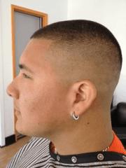 cool fade haircut men