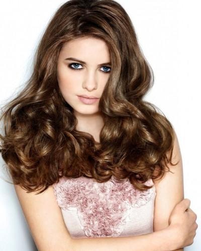 Gorgeous Long Voluminous Curls