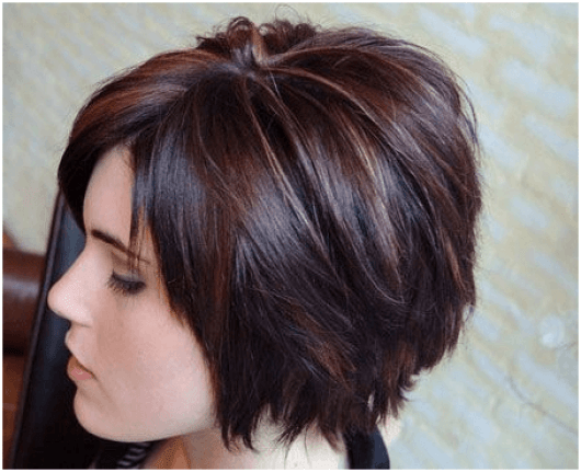 Layered Bob Hairstyle For Women