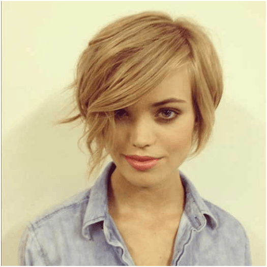 Long Pixie Hairstyle For Women