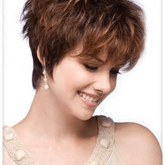 Spiky Hair Hairstyle For Women