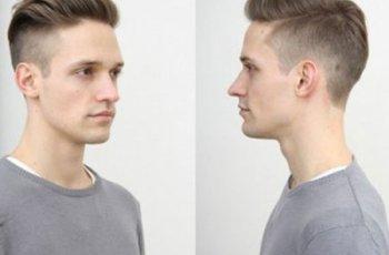 Stylish Undercut Haircut for Men