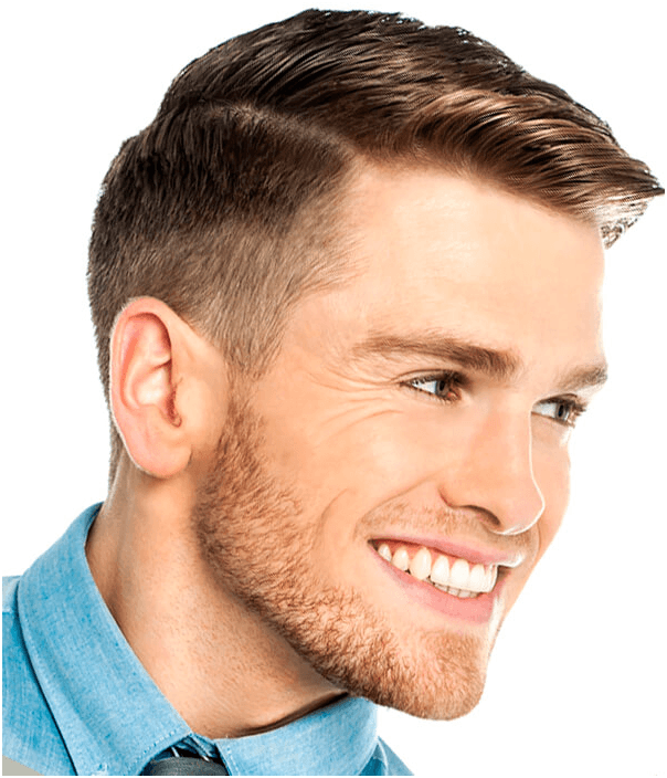 Short Classic Taper Hairstyles for Men