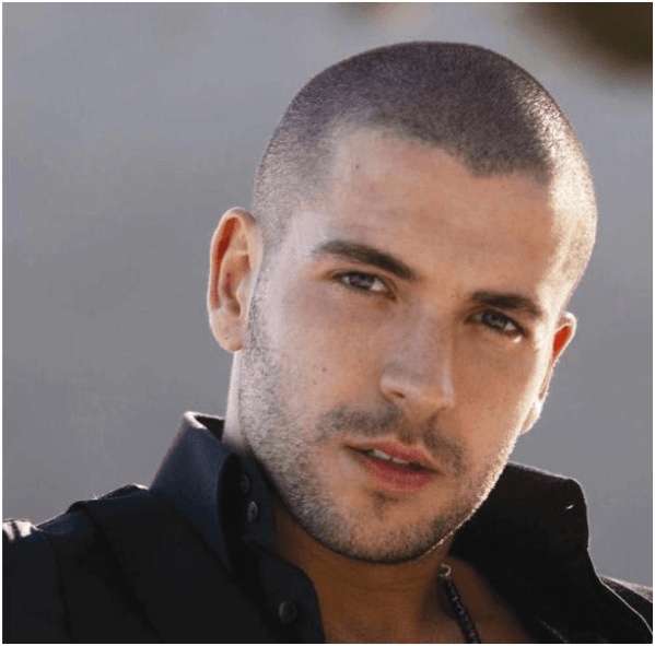 Induction Cut Hairstyles for Men