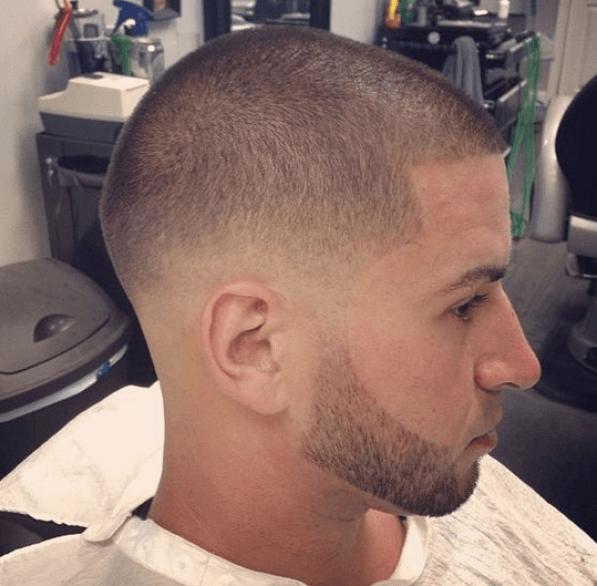 Low Bald Fade Haircut