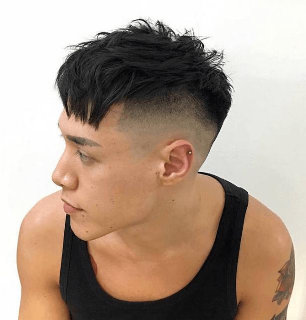 Messy Crop Haircuts
